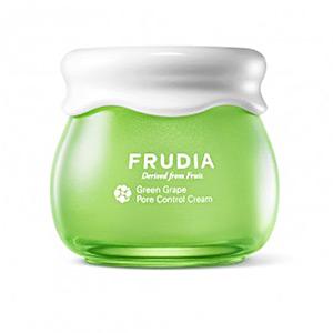 Acne Treatment Cream & blackhead removal - Matifying Treatment Cream GREEN GRAPE pore control cream Frudia
