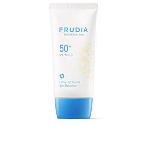Faciales SUN ESSENCE ultra UV shield moisturizing SPF50+ Frudia