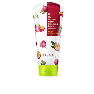 Facial cleanser MY ORCHARD MOCHI cleansing foam #passion fruit Frudia