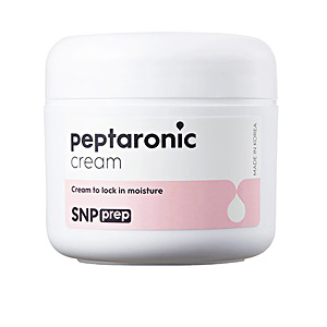 Anti aging cream & anti wrinkle treatment - Face moisturizer PEPTARONIC cream to lock in moisture Snp