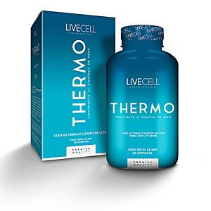 Bloqueador de grasas THERMO control de peso cápsulas Livecell