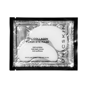 Face mask UNICCOLLAGEN EYE FLASH MASK patchs Unicskin