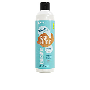 Hair repair conditioner COCONUT & ALMOND CREAM acondicionador Katai