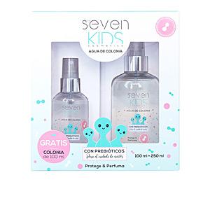 Seven Kids SEVEN KIDS AGUA DE COLONIA CON PREBIÓTICOS SET perfume