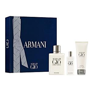 ACQUA DI GIÒ POUR HOMME COFFRET Caixa de perfumes Giorgio Armani