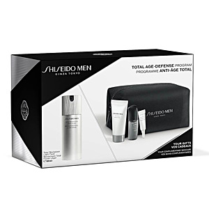 Hautpflege-Set MEN TOTAL REVITALIZER LIGHT FLUID SET