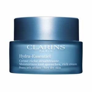 Face moisturizer HYDRA ESSENTIEL crème riche Clarins