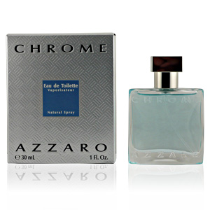 CHROME eau de toilette vaporizador 30 ml