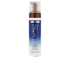 Body MEN´S fast tanning mousse St. Moriz