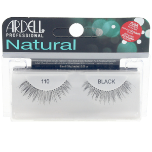 False eyelashes PESTAÑAS POSTIZAS #110 black Ardell