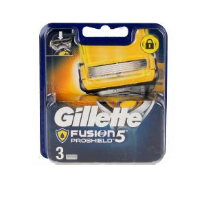 Razor blade FUSION PROSHIELD cargador Gillette