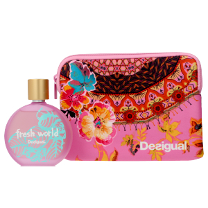 FRESH WORLD SET Perfume set Desigual