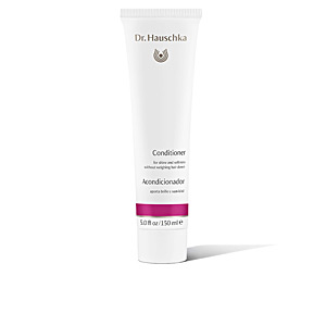 Shiny hair products - Hair repair conditioner NOURISHING HAIR CONDITIONER smoothes and hydrates Dr. Hauschka