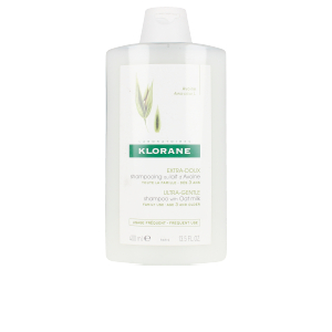 Champú hidratante ULTRA-GENTLE shampoo with oat milk Klorane