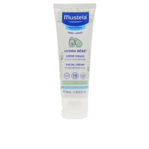 Cosmética para niños - Tratamiento Facial Hidratante HYDRA BÉBÉ crème visage Mustela