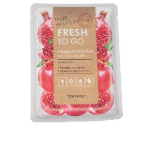 Mascarilla Facial FRESH TO GO pomegranate mask sheet Tony Moly