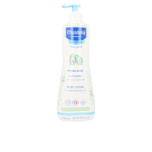 Baby cream & kids cosmetics - Body moisturiser HYDRA BÉBÉ body milk Mustela