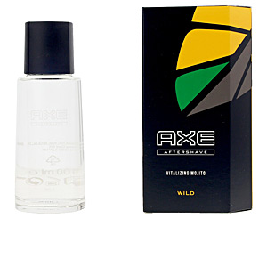 After shave WILD MOJITO as Axe