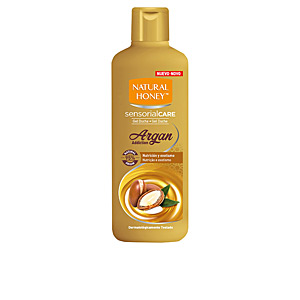 Shower gel ELIXIR DE ARGAN gel de baño Natural Honey
