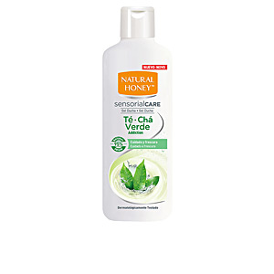 Shower gel TÉ green shower gel Natural Honey