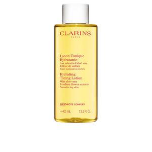Face toner LOTION TONIQUE hydratante Clarins