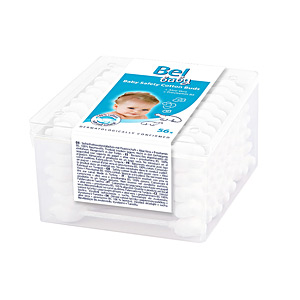 Hygiene for kids - Cotton bud BEL BABY bastoncillos seguridad Bel