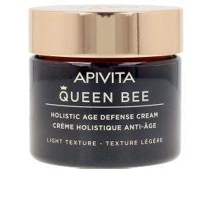 Anti aging cream & anti wrinkle treatment - Skin tightening & firming cream  QUEEN BEE light texture cream Apivita
