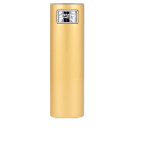 Sen7 STYLE refillable perfume atomizer #gold 120 sprays perfume