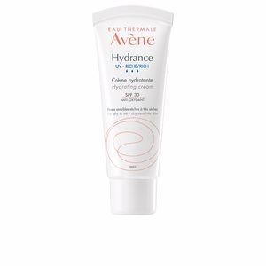 Tratamiento Facial Hidratante HYDRANCE OPTIMALE UV riche crème hydratante PSS SPF30 Avène