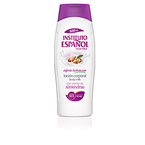 Body moisturiser ALMENDRAS infinita hidratación loción corporal con aceite de Instituto Español