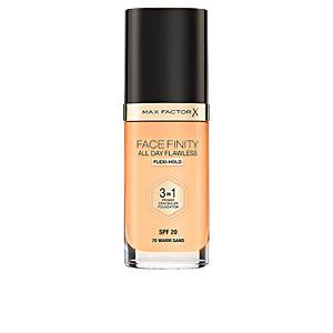 Foundation makeup - Foundation makeup - Concealer makeup FACEFINITY 3IN1 primer, concealer & foundation Max Factor