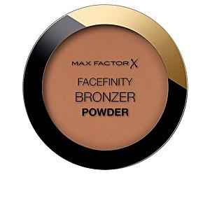 Bronzing powder FACEFINITY BRONZER powder Max Factor