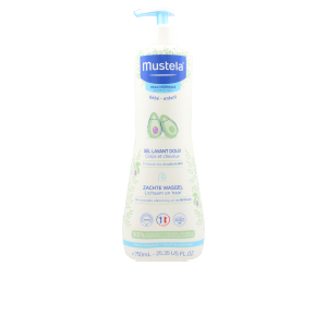 Shower gel - Hygiene for kids BÉBÉ gentle cleansing gel hair and body Mustela