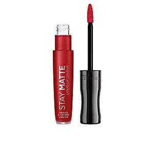 STAY SATIN liquid lip colour #500