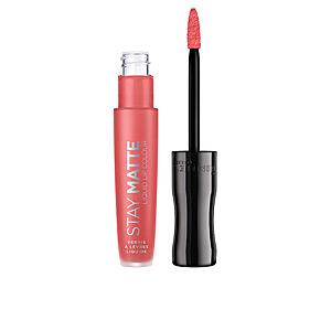 STAY SATIN liquid lip colour #600