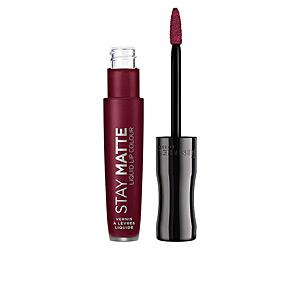 STAY SATIN liquid lip colour #810