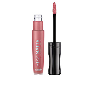 Lipsticks STAY SATIN liquid lip colour Rimmel London