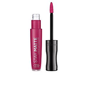 STAY SATIN liquid lip colour #820