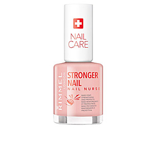 Nail polish STRONGER NAIL nail nurse base coat Rimmel London
