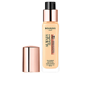 Foundation makeup ALWAYS FABULOUS 24H foundation Bourjois