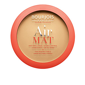 Compact powder AIR MAT anti-brillance powder Bourjois