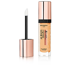 Corrector maquillaje ALWAYS FABULOUS full coverage concealer Bourjois