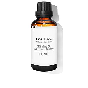 Aromaterapia - Tratamiento Acné, Poros y puntos negros ACEITE ESENCIAL árbol del té Daffoil