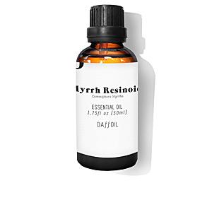 Aromaterapia ACEITE ESENCIAL mirra resinoide Daffoil