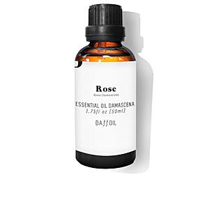 Aromaterapia - Tratamiento Facial Hidratante ACEITE ESENCIAL rosa de Damasco Daffoil