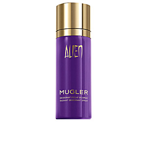 Desodorante ALIEN radiant deodorant spray Mugler