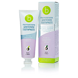 Toothpaste MULTIFUNCTIONAL whitening toothpaste #acai+mint Beconfident