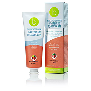 Toothpaste MULTIFUNCTIONAL whitening toothpaste #strawberry+mint Beconfident