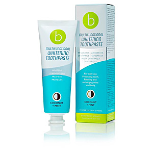Toothpaste MULTIFUNCTIONAL whitening toothpaste #kokos+mint Beconfident
