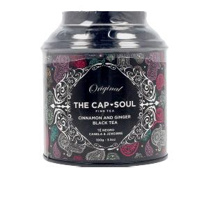 Drink TÉ GRANEL negro, canela & jengibre The Capsoul